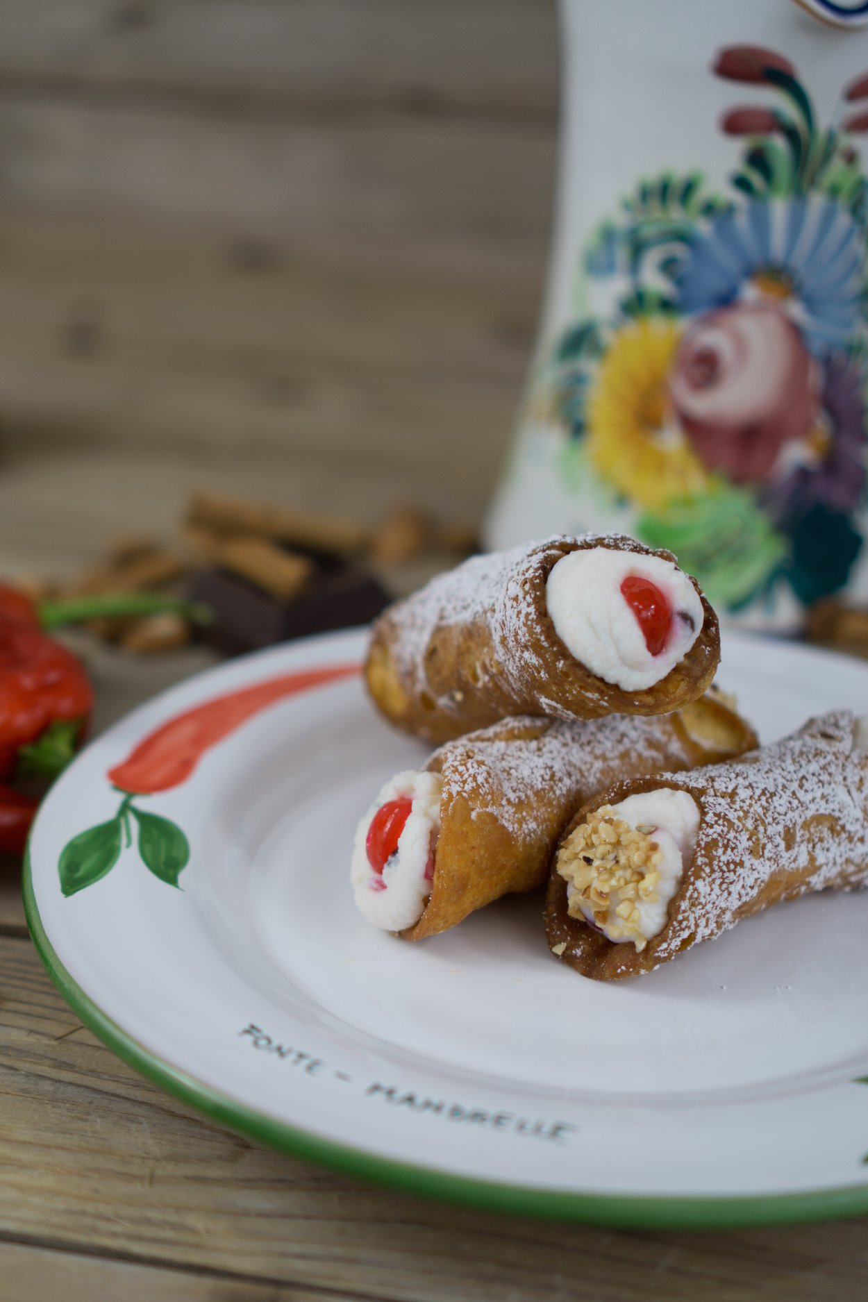 CANNOLO IN VACANZA